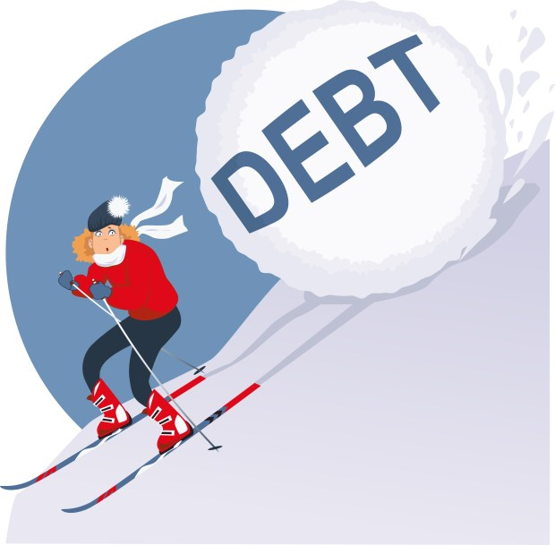 snowball your way out of debt