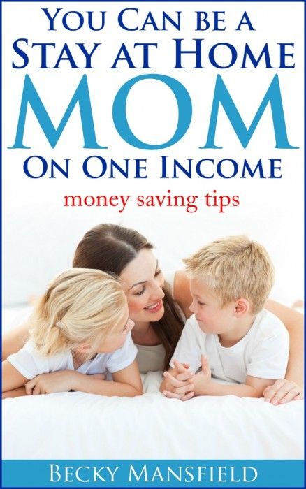 stay at home mom on one income