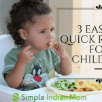 3 EASY AND QUICK RECIPES FOR CHILDREN YOU SHOULD NEVER MISS