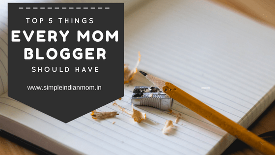 Things for Every Mom Blogger