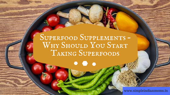 superfoods supplements