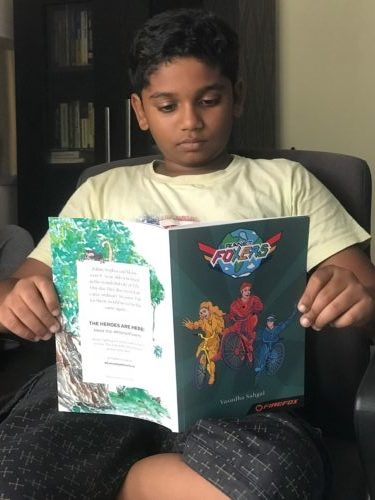 Simple Indian Mom's Review Of FIrefox Planet Foxers