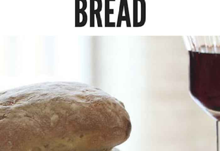 How To Make An Authentic Italian Bread