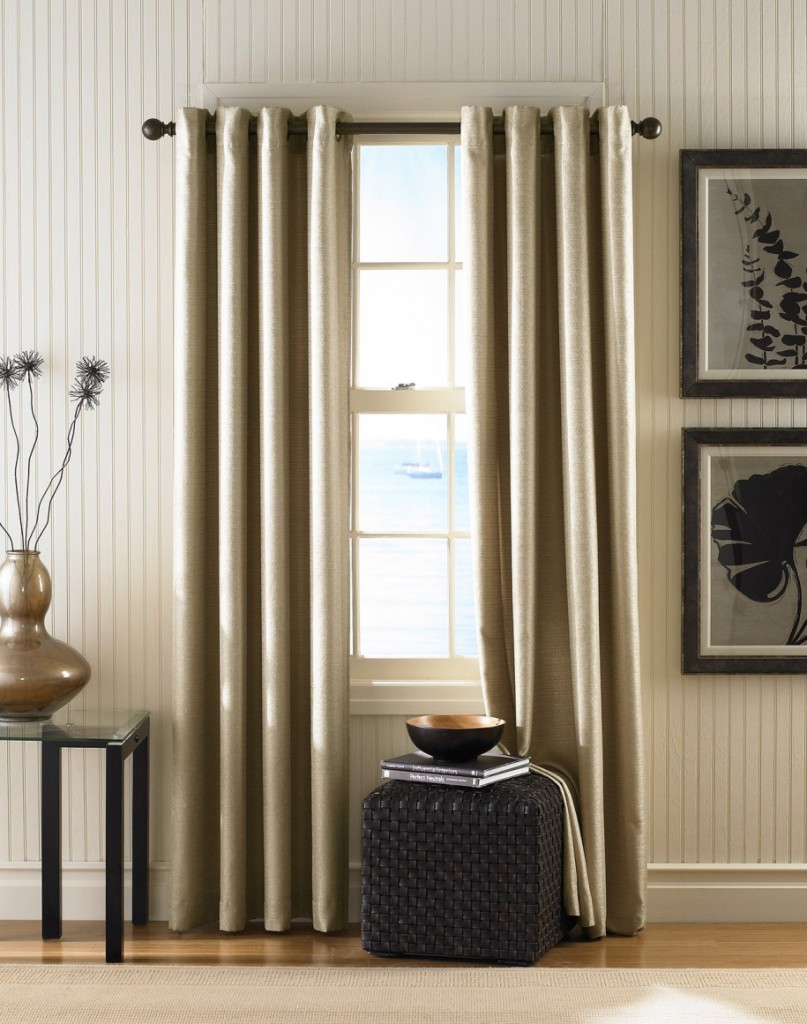 How To Hang Curtains & Drapes (With Picture Ideas) on Draping Curtains Ideas  id=72609
