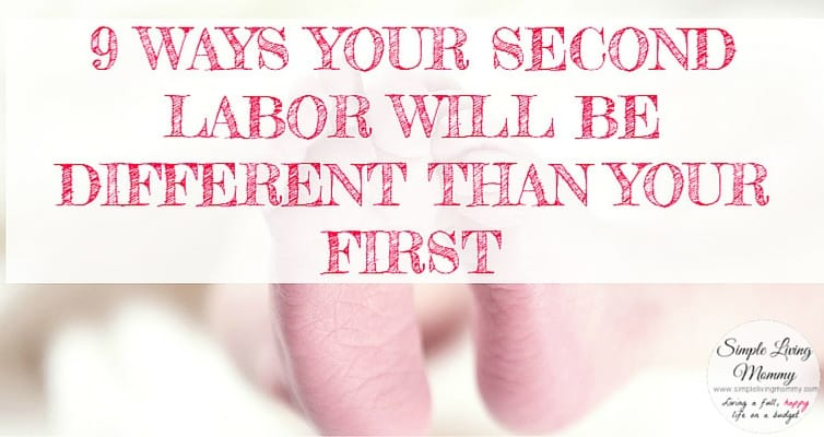9 Ways Your Second Labor Will Be Different Than Your First