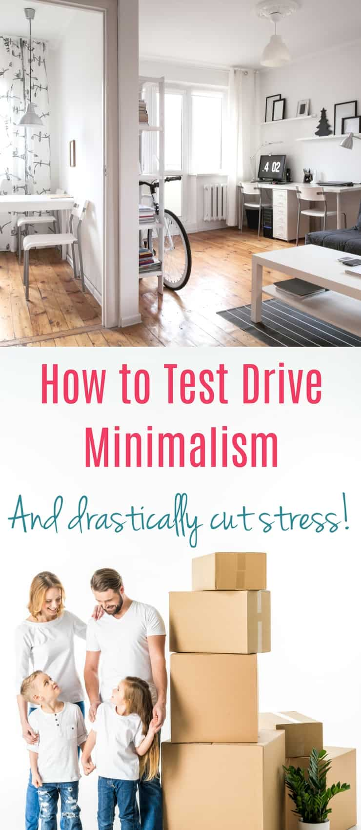 Have you ever considered becoming minimalist? Minimalism is the ultimate in simple living, but it seems so restrictive that most people feel they could never stick to it. Here is a genius way to test drive minimalism to see if it could work for you! Why didn't I think of this?