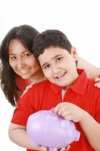 Saving Tips for Single Parents