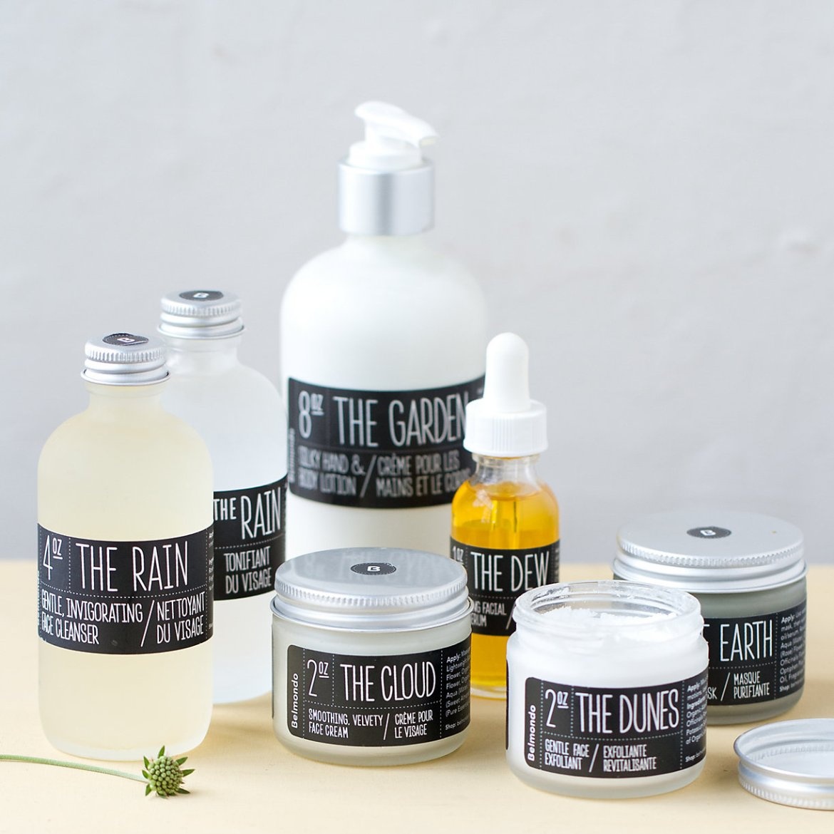 Light And Fresh Skin Care Products