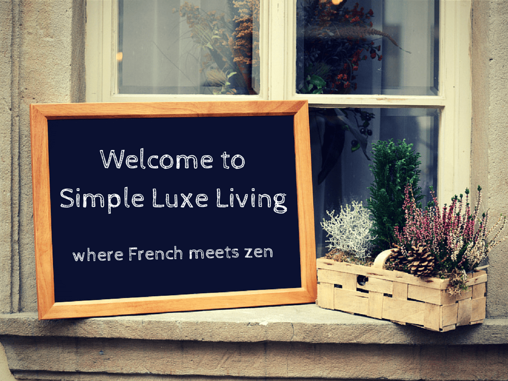 Welcome to Simple Luxe Living