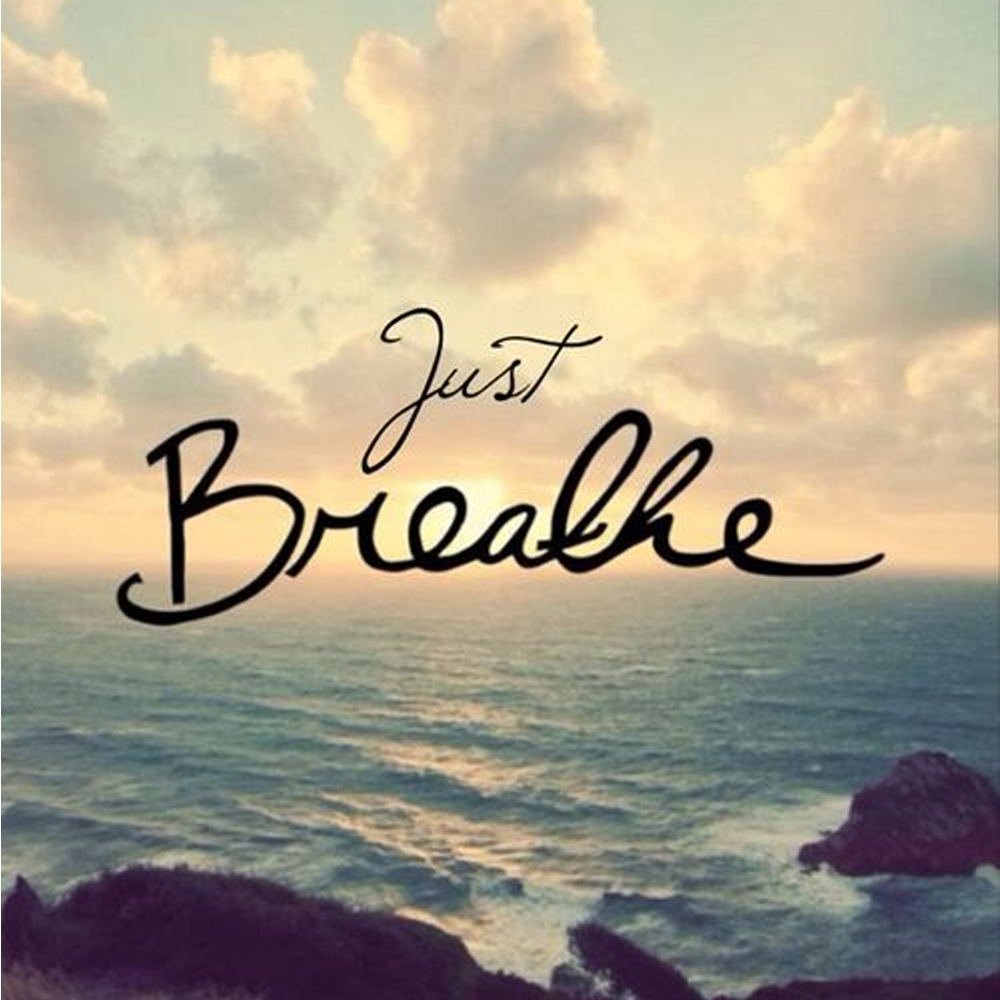 Mini Meditation: Breathe And Reconnect