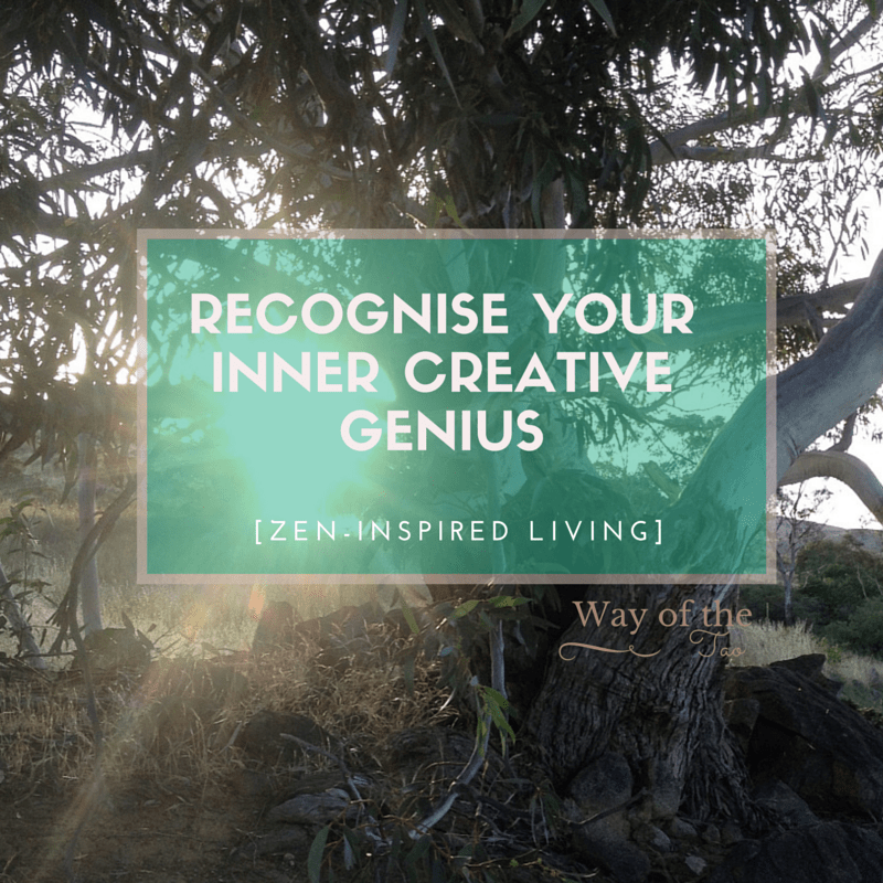 Recognise Your Inner Creative Genius