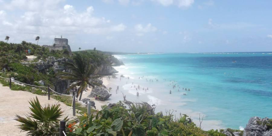 Playa del Carmen Tulum Activités Déplacement Coba Chichen Itza Mexique