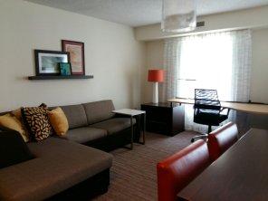 Résumé de notre voyage aux États-Unis - Marriott Residence Inn Pittsburgh Airport