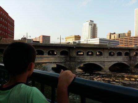 Métro abandonné Rochester New York
