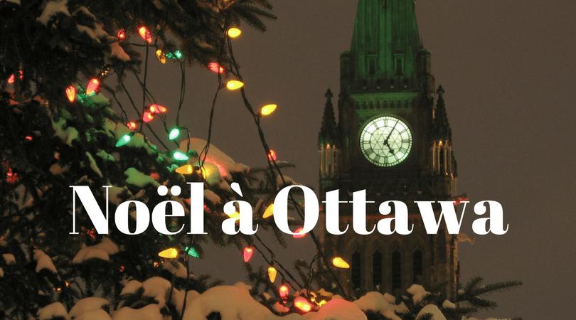 vacances à Ottawa