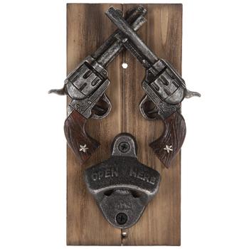 ouvre-bouteilles Double Revolvers