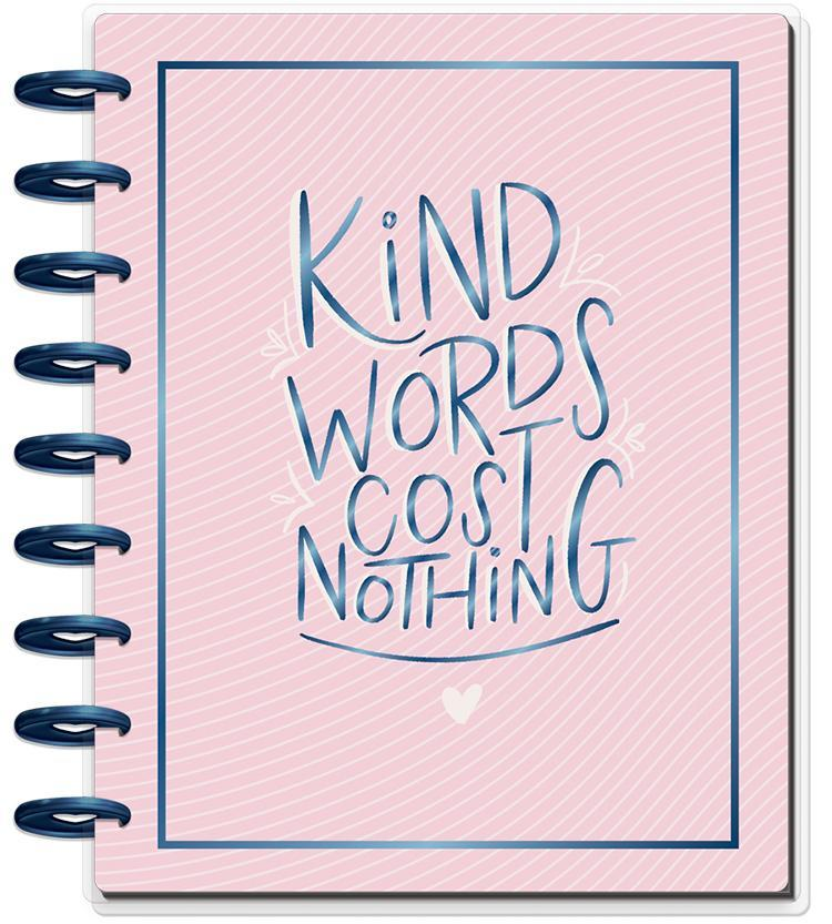Happy Planner - Gratitude - Kind Words Cost Nothing