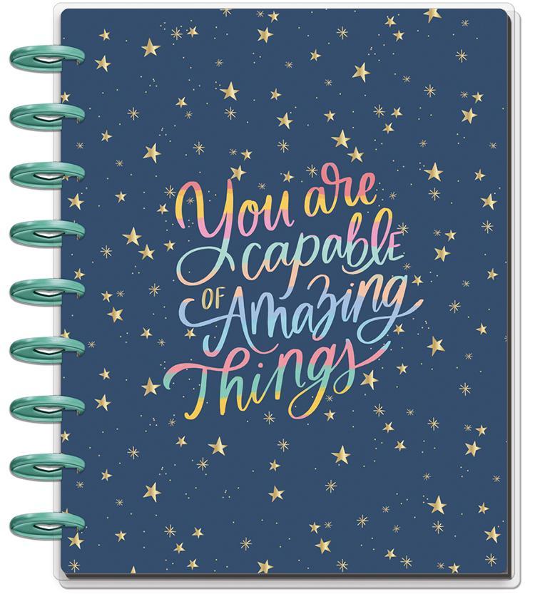 Happy Planner Gratitude You Are Capable