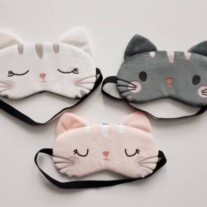 Masques pour les yeux chats