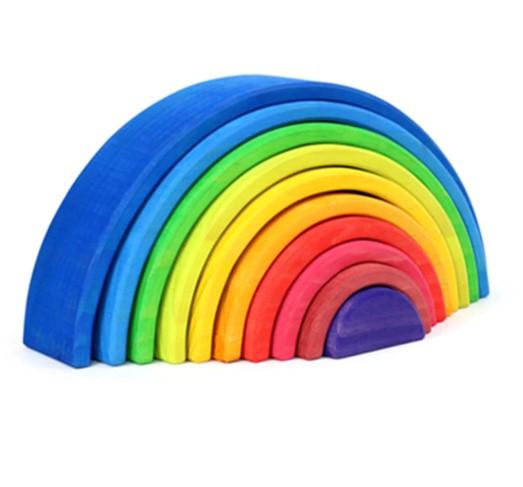 Sunset Rainbow - Coucher de soleil
