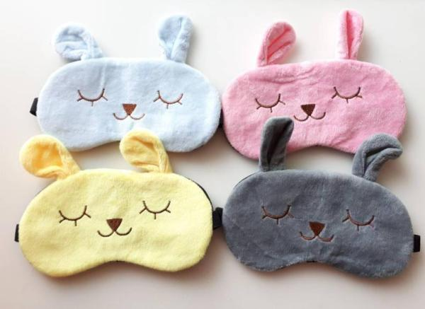 Masques en forme de lapin pour les yeux