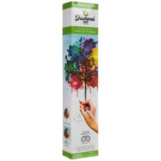 Diamond Painting - Rainbow Tree