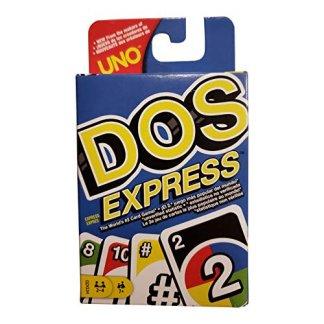 Jeu de cartes DOS EXPRESS