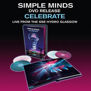 Simple Minds / Celebrate / Live at the SSE Hydro Glasgow (1/4)