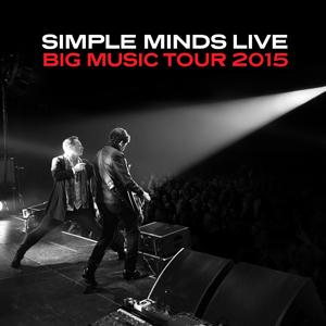 Simple Minds Release Live Double CD