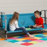 Portable Bunk Beds For Camping Travel And Sleepovers Simplemost