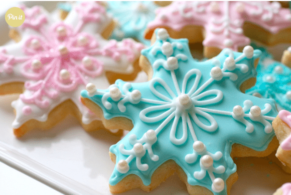 8 Of The Most Beautiful Christmas Cookies Simplemost