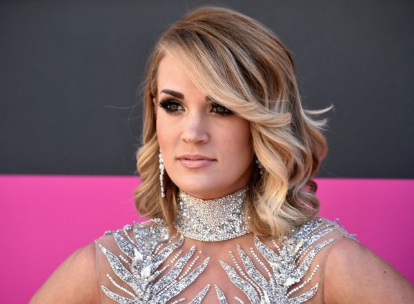 Carrie Underwood Shares Photo After Fall Outside Home ...