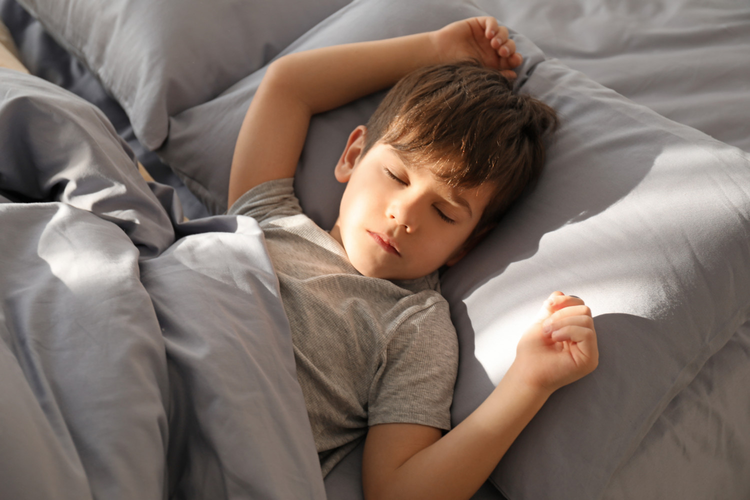 These Weighted Blankets Get Heavier As Kids Grow