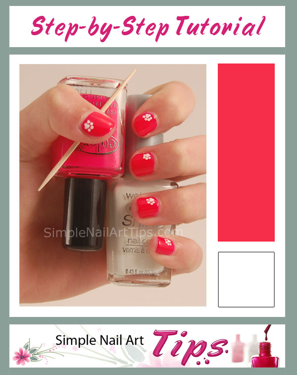 Pink Paw Nail Art Tutorial E1338357873465 150x150 Simple Sweet Prints