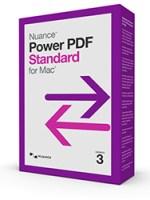 Nuance Power PDF Standard for Mac