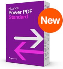 Nuance Power PDF Standard