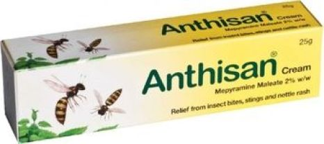 Image result for anthisan cream