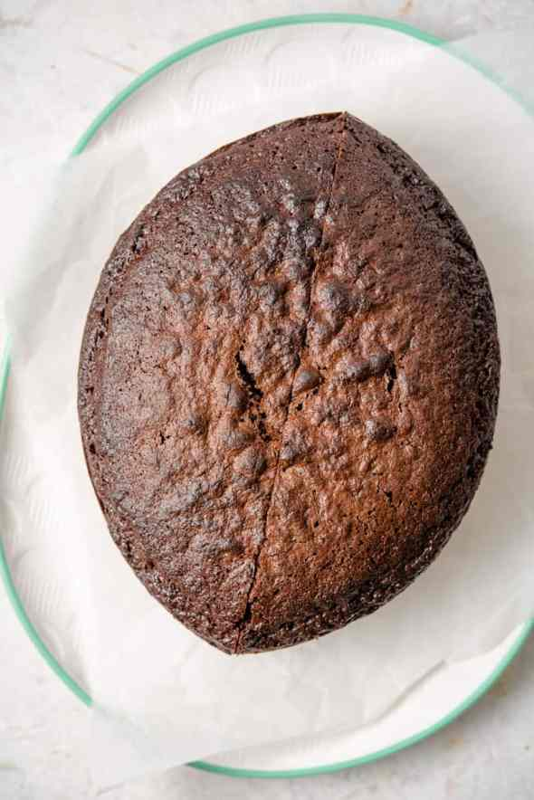How to make a SIMPLE Chocolate Ganache Cake #simplepartyfood