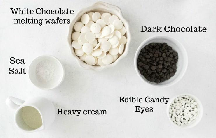 How to make Mummy Truffles