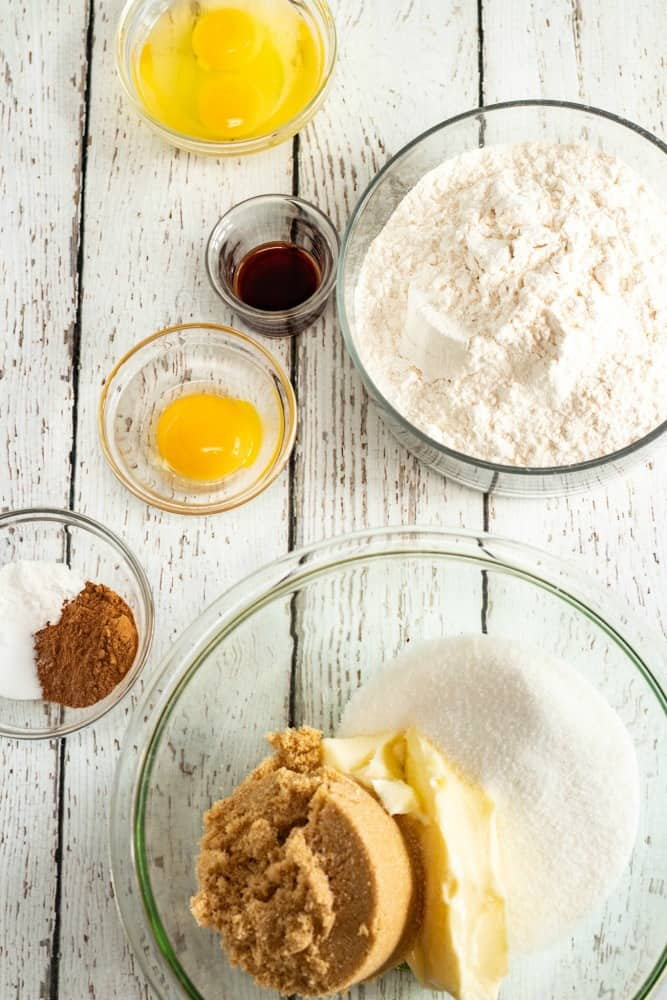 How to make snickerdoodle cookies from scratch