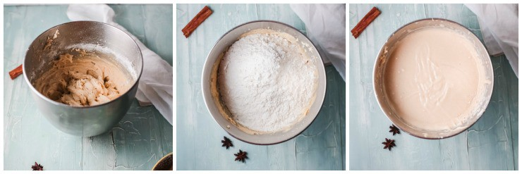 SIMPLE EGG NOG COFFEE CAKE FOR CHRISTMAS MORNING #christmasbreakfast #coffeecake #simplepartyfood