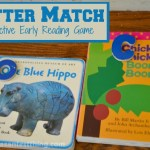 Reading Game – Understanding Letters
