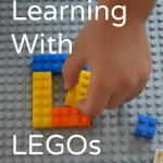Lego Math Activities for Preschoolers