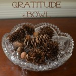 Giving Thanks As a Family: A Dinner Tradition