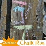 Outdoor Science: Chalk Run & Jump