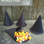 Witch Hat Halloween Treats