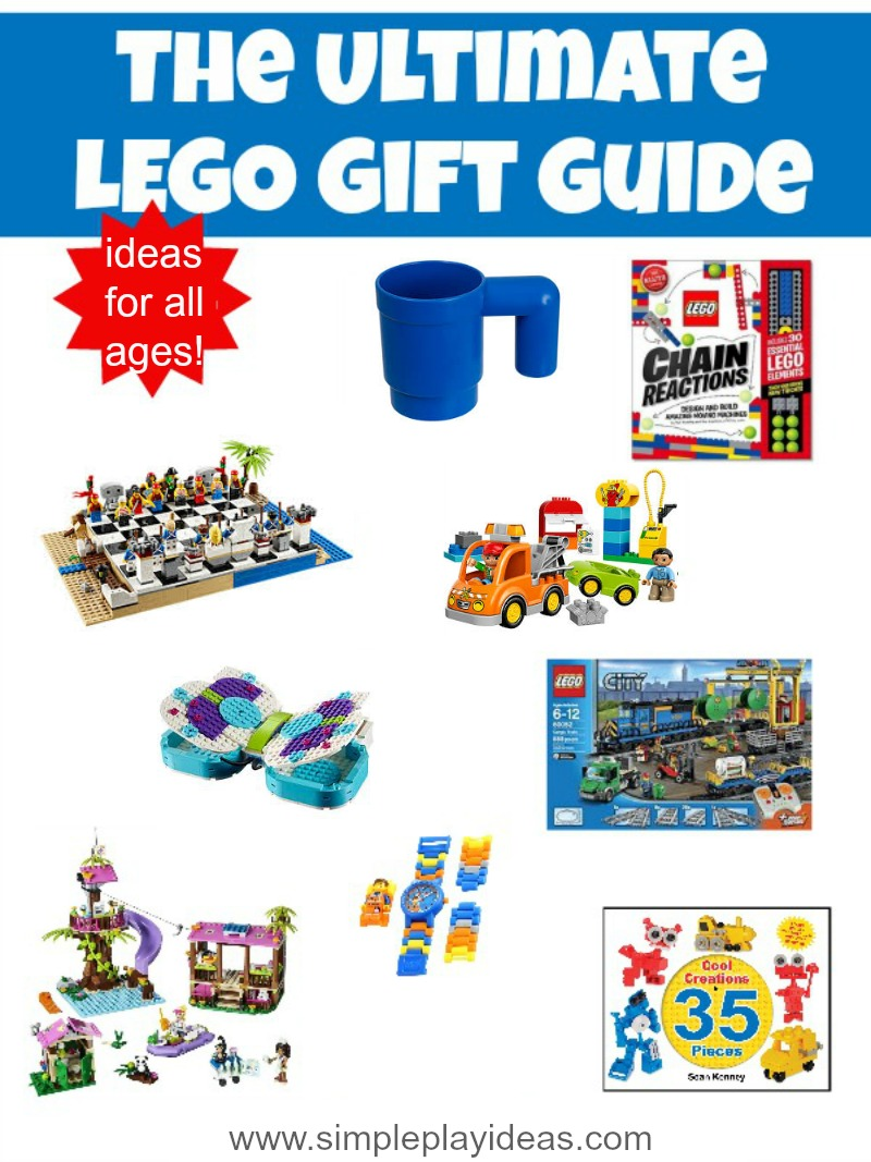 LEGO Gift Ideas - the best LEGO sets, books, stocking stuffers, and more!