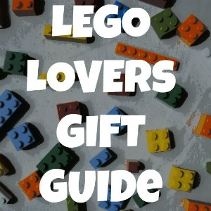 Awesome Lego gift ideas!