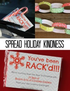 Spread Holiday Kindness!