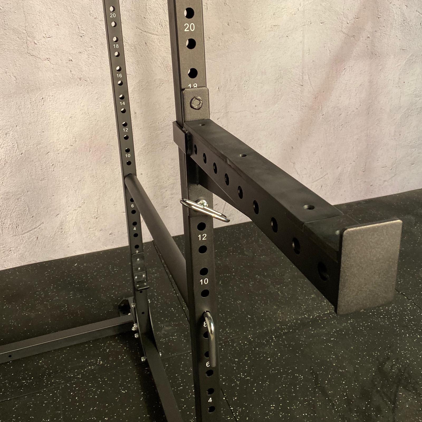 power rack spotter arms sqmize sq7 0sa
